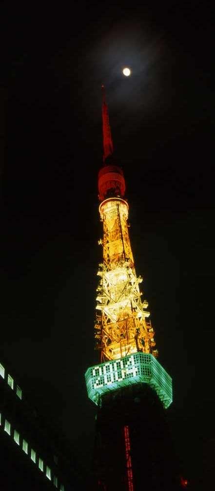 東京タワー(3)
