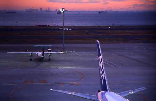 羽田空港(2) (羽田 / 東京)
