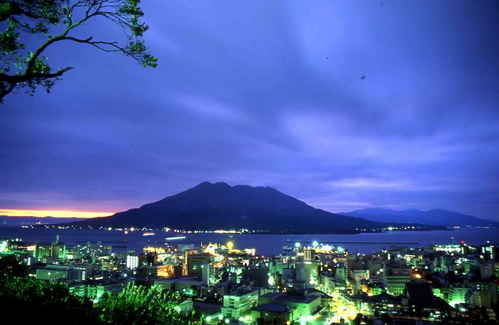 桜島 (城山 / 鹿児島)