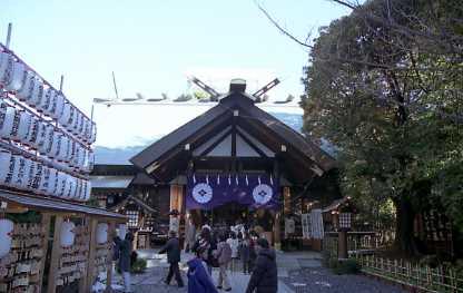 靖国神社 (九段 / 東京)