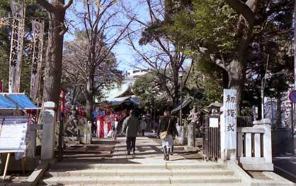 鬼子母神(2) (池袋 / 東京)