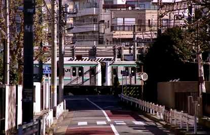東北回送線(2) (田端 / 東京)